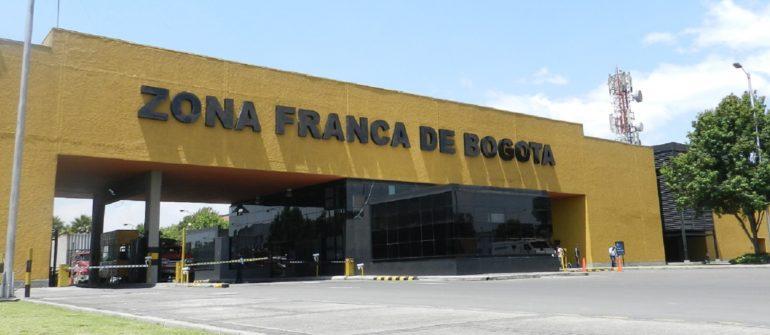 bodegas y almacenamiento zona franca en Bogotá